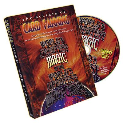 Card Fanning Magic (World's Greatest Magic) - DVD