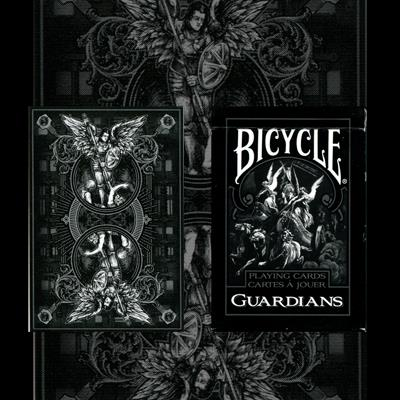Cards Bicycle Guardian USPCC - Trick