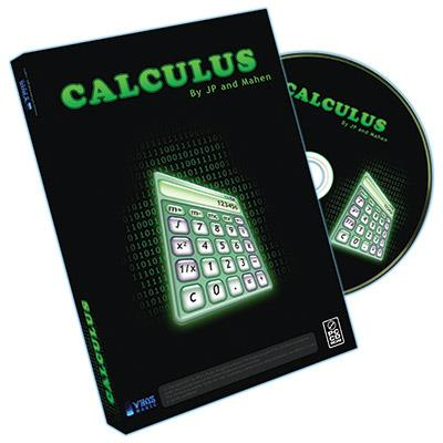 Calculus by JP & Mahen Shrestha - Trick