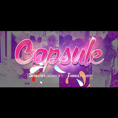 CAPSULE by Sebastian Calbry & Thibault Surest - Video DOWNLOAD