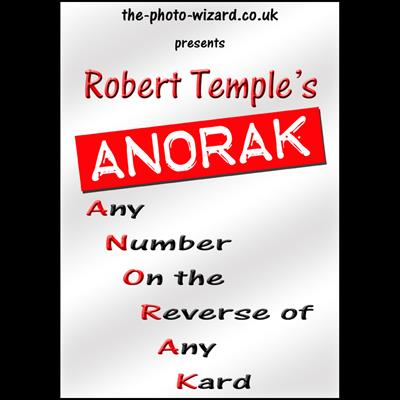 A.N.O.R.A.K. by Robert Temple - ebook DOWNLOAD
