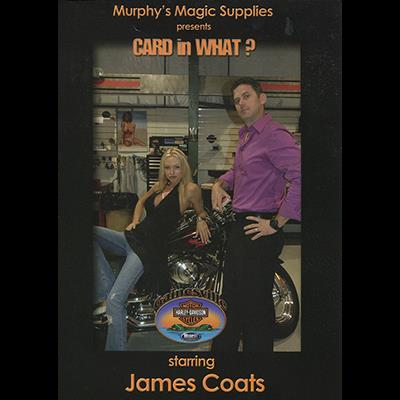 Card in What? James Coats video DOWNLOAD
