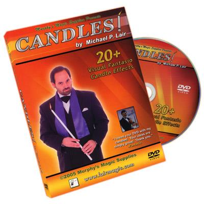 Candles! by Michael Lair - DVD