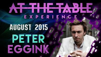 At the Table Live Lecture Peter Eggink August 19 2015 video DOWNLOAD
