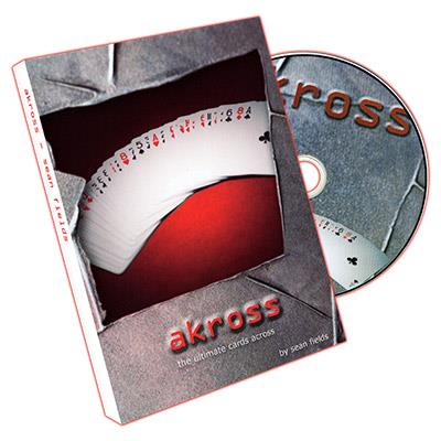 Akross by Sean Fields - DVD