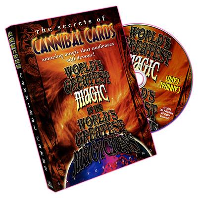Cannibal Cards (World's Greatest Magic) - DVD