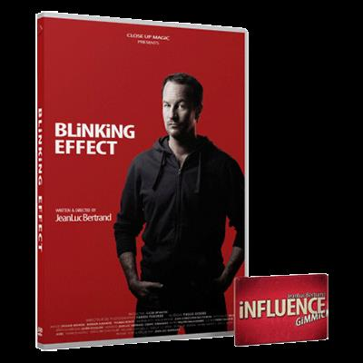 Blinking Effect by Jean-Luc Bertrand - DVD