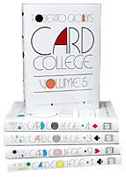 Card College Volume 5 by Roberto Giobbi - Book