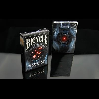 Bicycle Redcore Playing Cards (Limited Edition) by Collectable Playing Cards - Trick