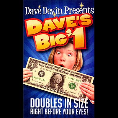 Big $1 by Dave Devin - Trick