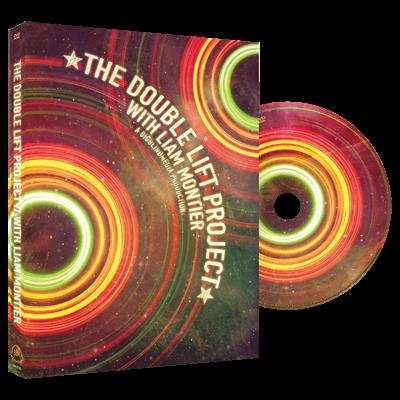 The Double Lift Project by Liam Montier & Big Blind Media ( 2 DVD SET )