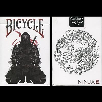 Bicycle Feudal Ninja Deck (Limited Edition) by Crooked Kings - Trick