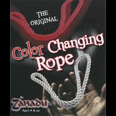 Amazing Color Changing Rope (Red to White) by Zanadu - Trick