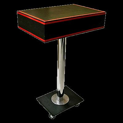 Professional rolling table by g l magic trick leading uk for Table 6 trick