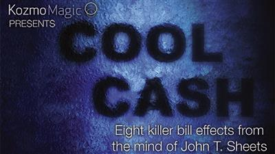 Cool Cash by John T. Sheets and KozmoMagic - DVD