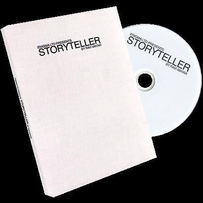 Storyteller by Ravi Mayar and Enigma LTD. - DVD