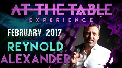 At The Table Live Lecture Reynold Alexander February 1st 2017 video DOWNLOAD