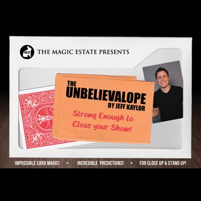 Unbelievalope by Jeff Kaylor- TRICK