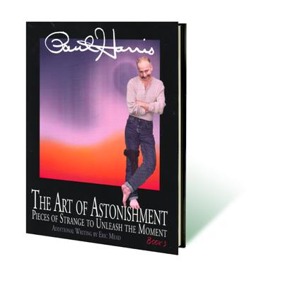 Art of Astonishment Volume 3 by Paul Harris - Book