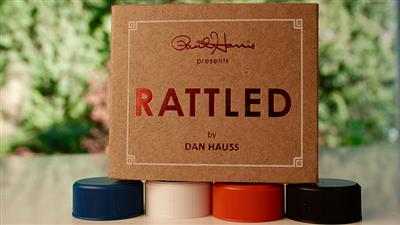 Paul Harris Presents Rattled (Dark Blue) by Dan Hauss - Trick