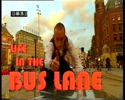 Royle Reveal's Six Gems From His European Television Series ''Life in the Bus Lane'' by Jonathan Royle - Mixed Media DOWNLOAD