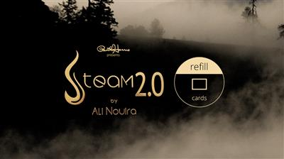 Paul Harris Presents Steam 2.0 Refill Cards (50 ct.) by Paul Harris - Trick