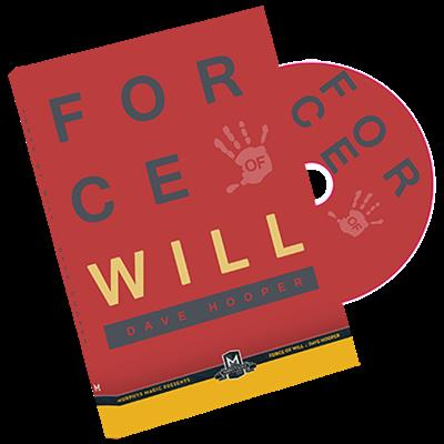 Force of Will by Dave Hooper - DVD