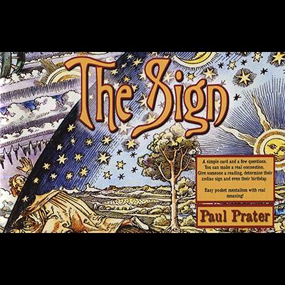 The Sign by Paul Prater - Trick