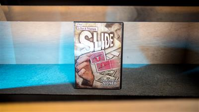 Paul Harris Presents Slide (DVD and Gimmick) by Titanas and Demon - DVD