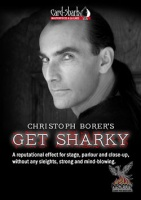 Get Sharky - by Christoph Borer Poker Size