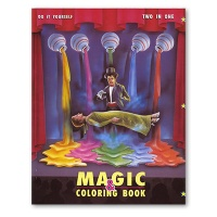 Colouring Book Magic Large by Uday