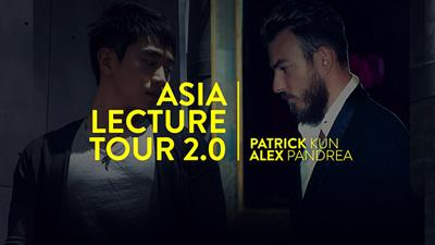 Asia Lecture Tour 2.0 by Alex Pandrea and Patrick Kun - DVD