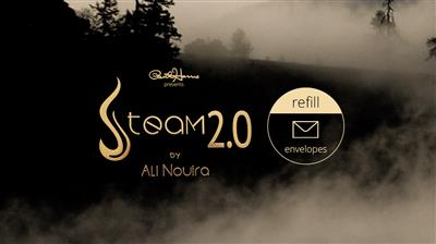 Paul Harris Presents Steam 2.0 Refill Envelopes (25 Ct.) by Paul Harris - Trick
