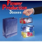 Flower 3 Box Production