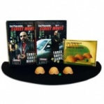 Street Monte Ultimate Kit 3 Shell Game and 3 Card Monte