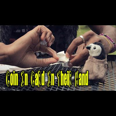Coin In card by Jibrizy - Video DOWNLOAD