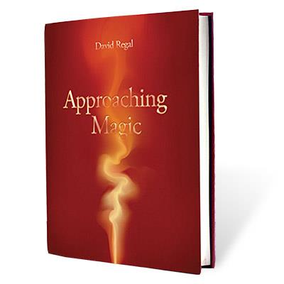 Approaching Magic by David Regal - Book