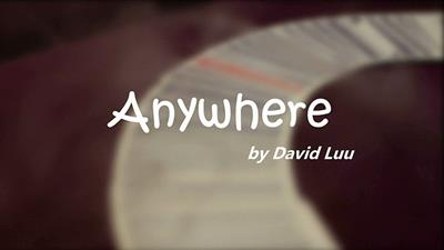 Anywhere by David Luu - video DOWNLOAD