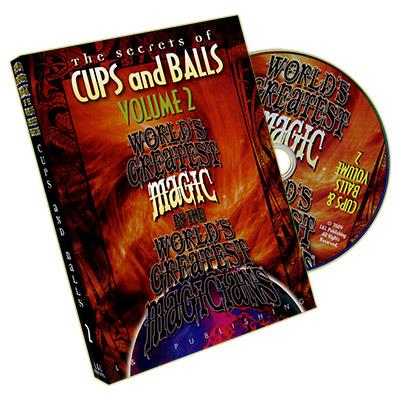 Cups and Balls Vol. 2 (World's Greatest) - DVD