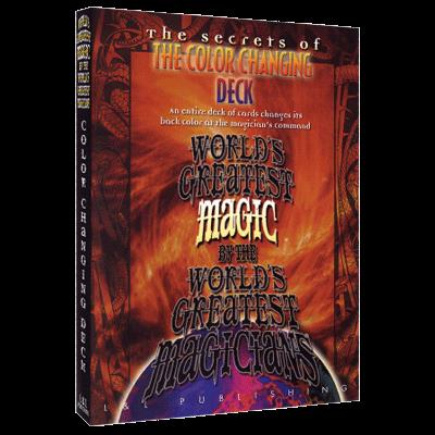 Color Changing Deck Magic (World's Greatest Magic) video DOWNLOAD