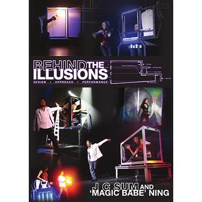 Behind the Illusions by JC Sum & ''Magic Babe'' Ning - DVD