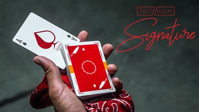 Technique Playing Cards Signature Edition by Chris Severson