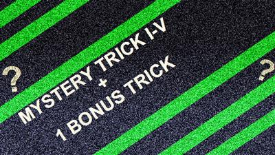 Mystery Trick I-V + 1 Bonus Trick by Matt Pilcher video DOWNLOAD