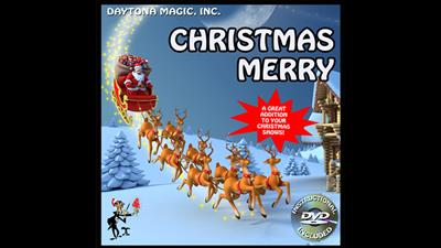 CHRISTMAS MERRY by Daytona Magic - Trick