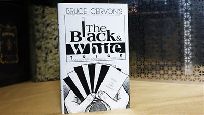 Bruce Cervon's The Black and White Trick and other assorted Mysteries by Mike Maxwell - eBook DOWNLOAD