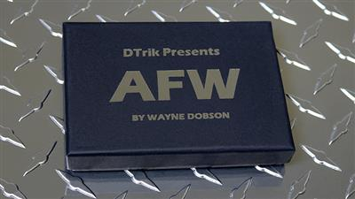 A.F.W. (Another F**king Wallet) by Wayne Dobson - Trick