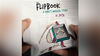 FLIP BOOK (Gimmick and Online Instructions) by JOTA - Trick