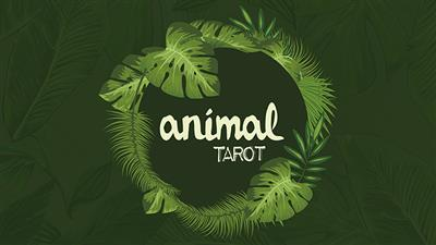 Animal Tarot (Gimmicks and Online Instructions)  by The Other Brothers - Trick