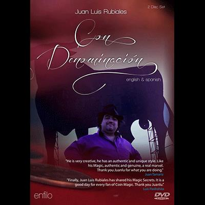 Con denominacion (With guarantee of origin) (2 DVD Set) by Juan Luis Rubiales - DVD