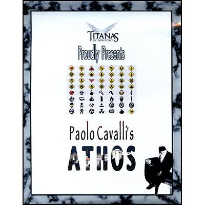 Athos (with Gimmick) by Paolo Cavalli and Titanas - Trick